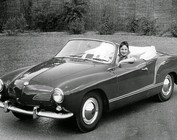 Type 14 + 34 Karmann-Ghia