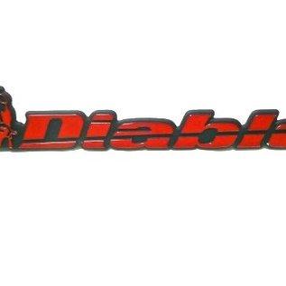 Lamborghini Diablo Sigle Diablo rouge