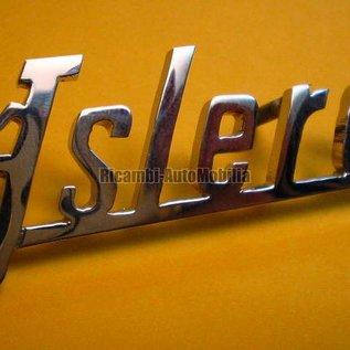 Lamborghini Islero Script rear