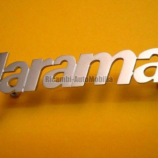 Lamborghini Jarama Script rear