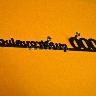 Lamborghini Countach Script rear 5000 Quattrovalvole