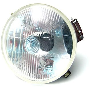 Fiat 1500 Confort Headlight inner right Carello
