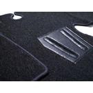 Carpet set interior loop black VW Type 34 Karmann Ghia Coupe