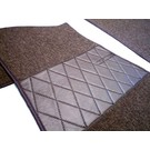 Carpet set interior loop dark brown BMW E21 Sedan