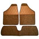 Floor mat set premium loop dark brown Autobianchi A112