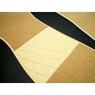 Jeu de moquette interieur boucle cream/beige + contours en similicuir Opel GT