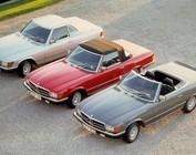 R107 W107 SL SLC 1971-1989