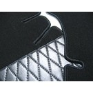 Carpet set interior + trunk velours black BMW E3 2500 2800 3.0S Si