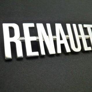 Renault Script fender