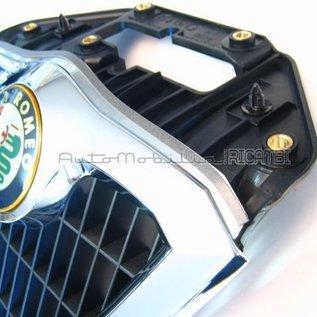 Alfa Romeo 156 1997-2003 Calandre avant centre + emblème