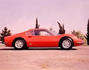 Dino 206 GT 246 GTS 1968 - 1974