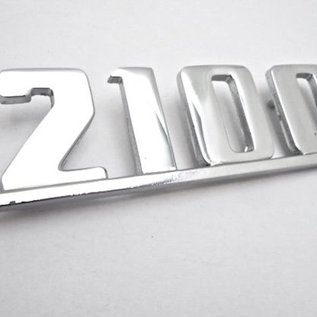 Fiat 2100 Sedan Script rear 2100