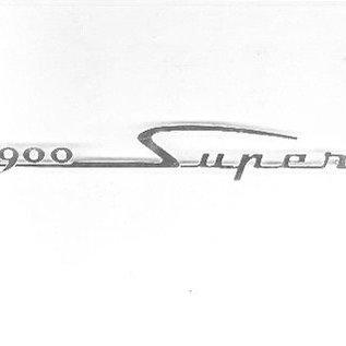 Alfa Romeo 1900 Script 1900 Super