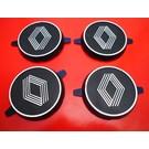 Emblèmes jantes Renault 12 15 16 17