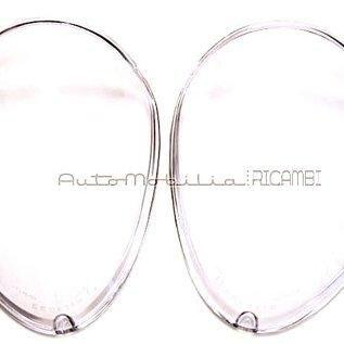 Alfa Romeo Spider 1966-1982 Headlight cover plexiglass set