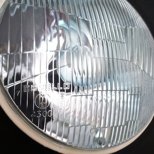 Alfa Romeo Giulia Sedan 1967-1974 + 1750 Berlina Headlight outer Carello H4