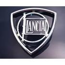 Emblème avant Lancia Beta
