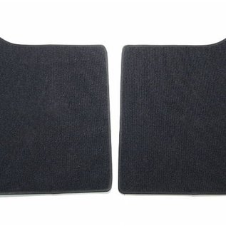BMW 1500 1600 1800 2000 1962-1972 Floor mat set premium loop dark grey