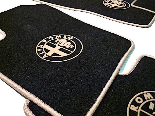Tapis de sport logotypé