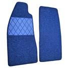 Floor mat set premiumloop blueFiat 124 Spider