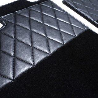 Ferrari 430 Floor mat set premium velours black