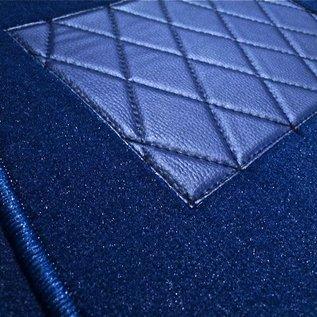 Lancia Fulvia Coupe S2 Carpet set interior velours dark blue