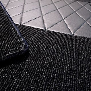 BMW E21 Sedan Carpet set interior loop black