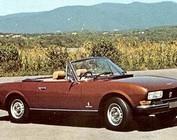 504 Coupé + Cabriolet 1969-1983