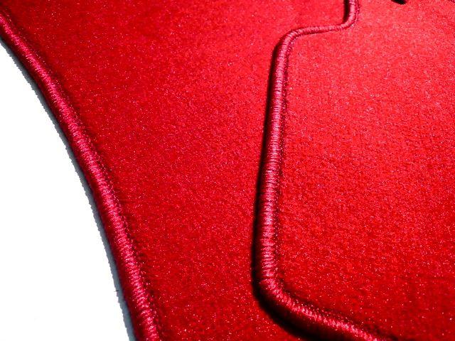 alfa romeo giulia bertone gt gtj gtv 1963 1969 carpet set interior velours red automobilia nl. Black Bedroom Furniture Sets. Home Design Ideas