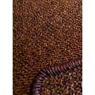 Carpet trunk loop dark brown Mercedes-Benz W111 Coupe Cabriolet 220 250 280 SE 1961-1971