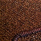 Mercedes-Benz W111 Coupe Cabriolet 220 250 280 SE 1961-1971 Carpet trunk loop dark brown