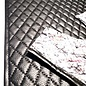 Fiat 2300 S Coupe Trunk - semi-leather upholstery kit