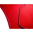 Carpet trunk velours red Mercedes-Benz W111 Coupe Cabriolet 220 250 280 SE 1961-1971