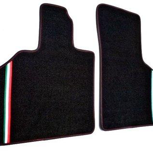 Lamborghini Gallardo E-gear 2003-2011 Floor mat set velours Italia