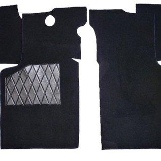 Lancia Beta Coupe S1 + S2 Carpet set interior velours black