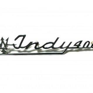 Maserati Indy Script Indy 4000