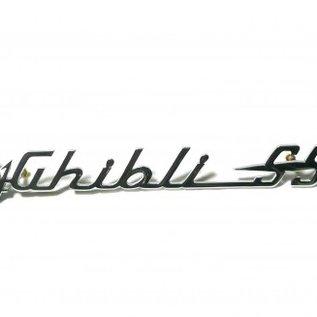 Maserati Ghibli SS 1969-1973 Script Ghibli SS