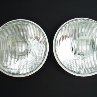 Maserati Merak + Bora Headlight set Carello H4