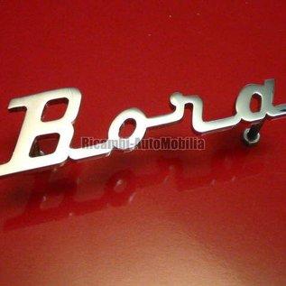 Maserati Bora Sigle Bora
