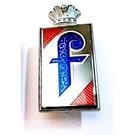 Emblem Pininfarina Fiat 124 Spider 2000