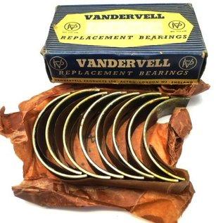 "Fiat 1800 2100 2300 Engine bearings .020"" Vandervell"