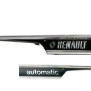 Renault 16 Automatic Moulding rear hatch + logo