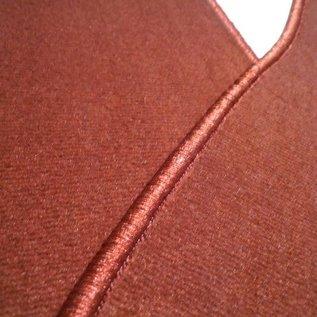 Fiat 124 Sport Spider 1967-1978 Carpet set interior velours siena brown