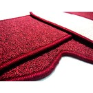 Trunk carpet mat loop red BMW E9 2500 2800 3.0 CS CSi