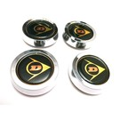 Center wheel cap set Dunlop