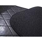 Floor mat set premium loop dark grey + nubuck binding BMW E9 2500 2800 3.0 CS CSi