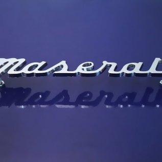 Maserati Sigle 140 mms.