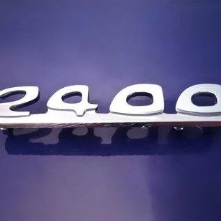Fiat Dino Coupe 2400 Script rear 2400