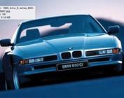 E31 8-series 1989-1999