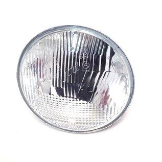 Headlight outer Carello H1 136 mms.